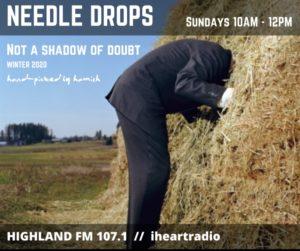 Needle drops